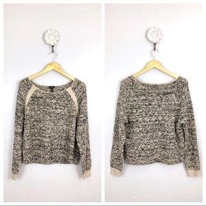 Jessica Simpson Loose Knit Sweater Size Large